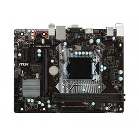 MSI H110M Pro-VH Plus LGA 1151 Socket Motherboard