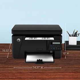 HP Laserjet Pro M126nw Multi-Function Direct Wireless Network Laser Printer (Print, Copy, Scan, Black)
